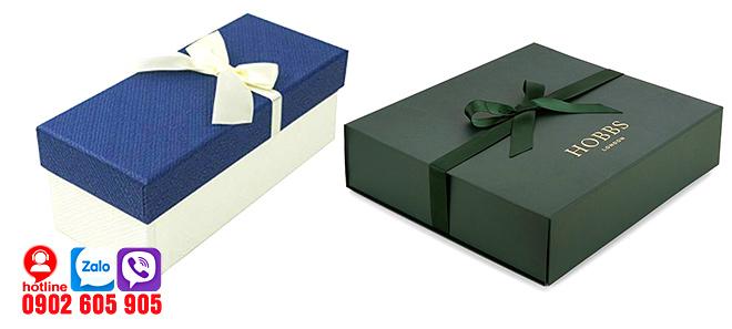 Hộp quà tặng cao cấp