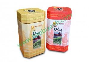 Hộp bát giác trà Olong